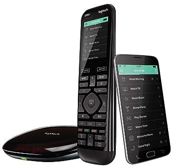 3f49e271961 Logitech Harmony Elite Advanced TV and Home: Amazon.co.uk: Electronics