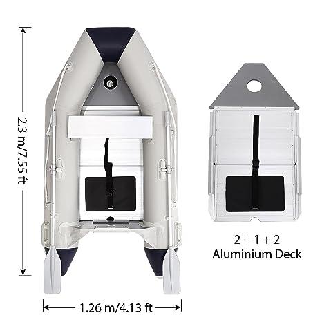3 M hinchable barco balsa conjunto 4 persona Salas barco ...