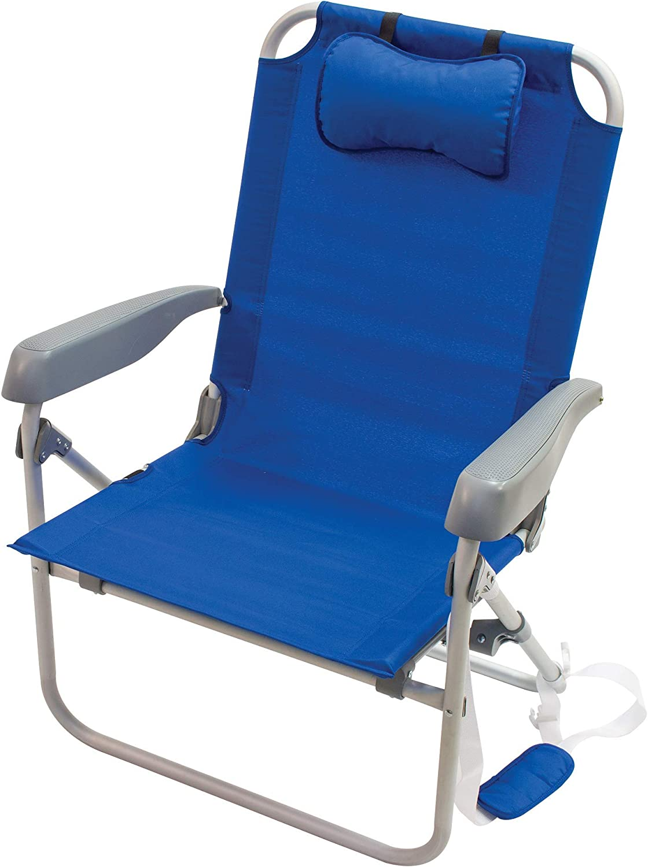 Rio Beach 16 Extended Height Rocking Beach Chair