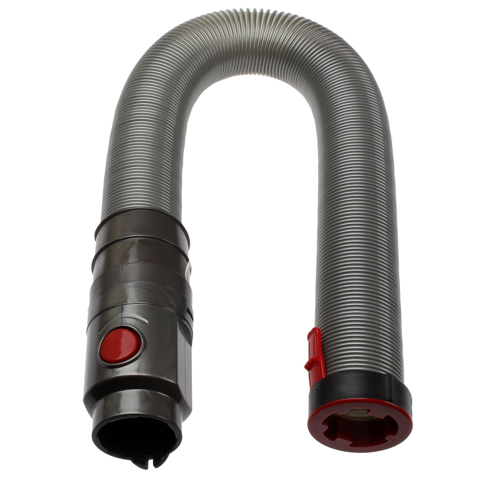 Aftermarket Hose Assembly Grey/Red Designed to Fit Dyson DC40 & DC41 Model Vacuums by Aftermarket