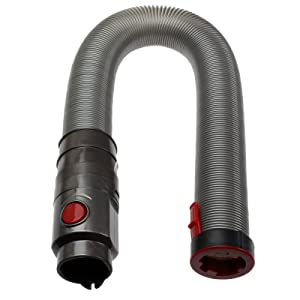 Aftermarket Hose Assembly Grey/Red Designed to Fit Dyson DC40 & DC41 Model Vacuums