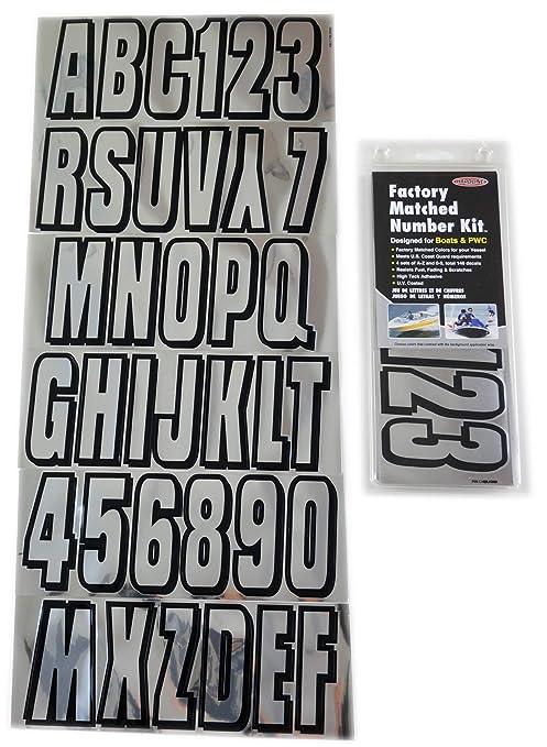 Amazon.com: Hardline Products - Kit de matrícula a juego con ...
