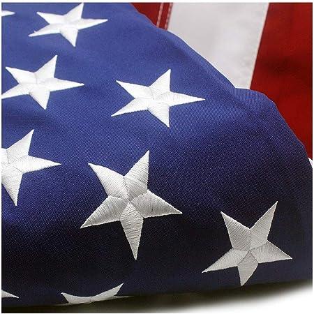 POW MIA 2/'x3/' Rough Tex 150D Nylon ® Flag 4 Rows Sewing UV Protected US POW//MIA