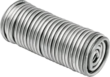 Amazon.com : Bullet Weights 5-Pound Roll Solid Core Lead Wire ...