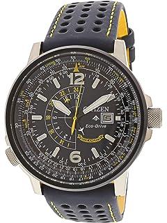 b5c43d0e4 Buy Citizen Men's Eco-Drive CA0695-84E Black Stainless-Steel Fashion ...