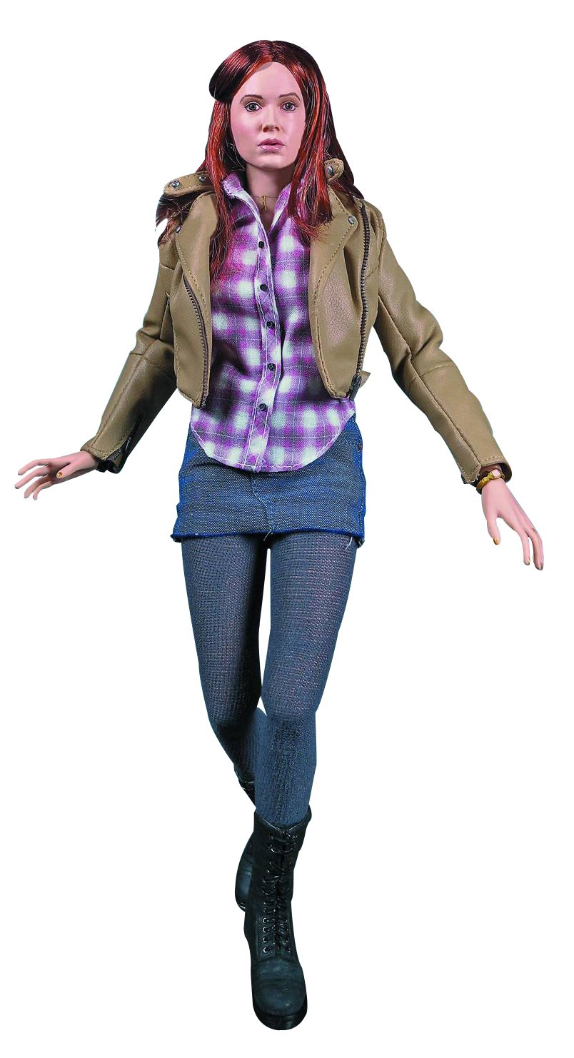 Big Chief Studios Doctor Who: Amy Pond 1:6 Scale Collector Figure