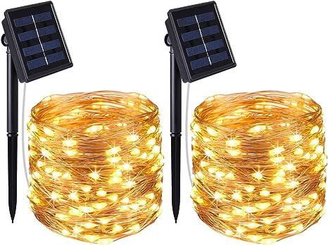 5 LED Capanno da Giardino Solare Ricaricabile Luce Garage Veranda Lampada stabile