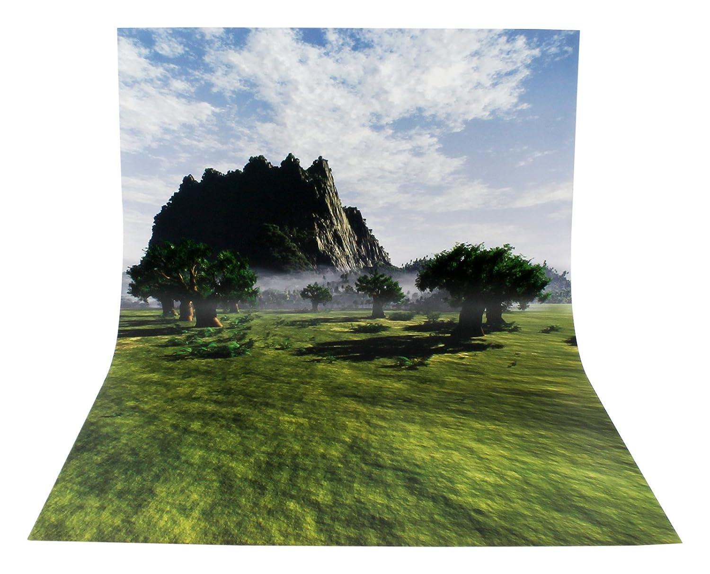 barato y de moda Diorama Diorama Diorama sheet NEO FREE shrub grassland set  orden en línea