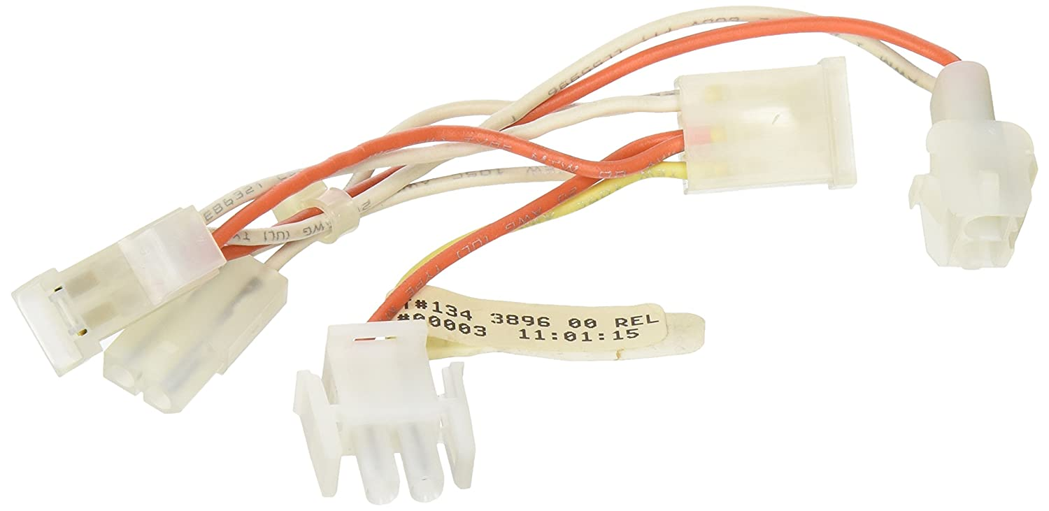 Amazon.com: Frigidaire Dryer Wire Harness,: Home Improvement on wire alligator clips electrical, electronic circuit components, torque converter components, speaker components,