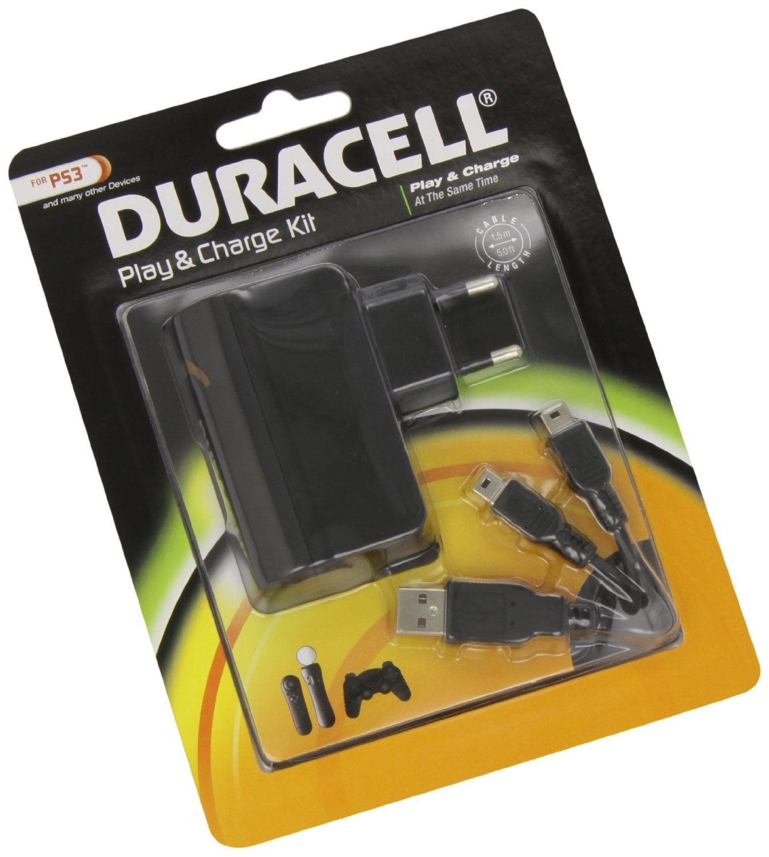 Duracell PS3027DU-EU - Cargador (Interior, Corriente alterna ...
