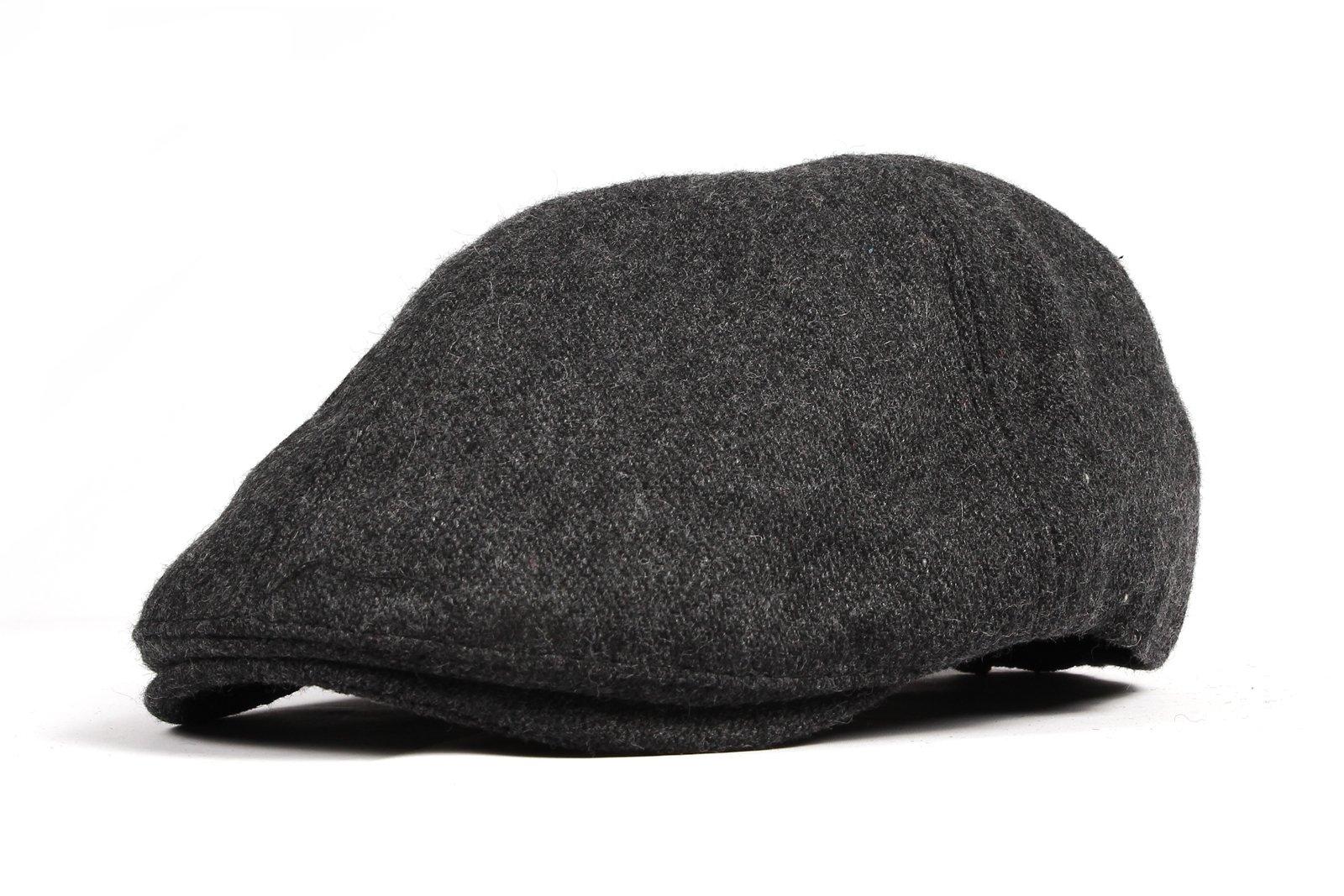f482d15fb2a0f WITHMOONS Sombreros gorras Boinas Bombines Wool Newsboy Hat Flat Cap SL3021  product image