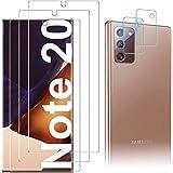 Luibor for Samsung Galaxy Note 20 Screen Protector[3 Pack]+ for Samsung Galaxy Note 20 Camera Lens Protector Anti…