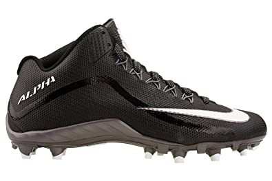 Image Unavailable. Image not available for. Color  Nike Alpha Pro 2 3 4 -  Black ... 88f1f64cc