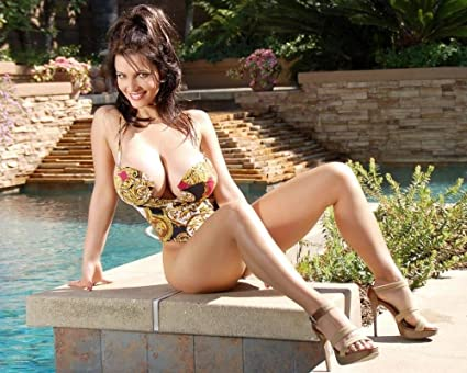 Necessary words... Denise milani hot bikini phrase, matchless)))