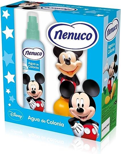 Nenuco Pack Agua de Colonia Mikey con muñeco: Amazon.es: Belleza