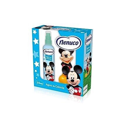 Nenuco Pack Agua de Colonia Mikey con muñeco