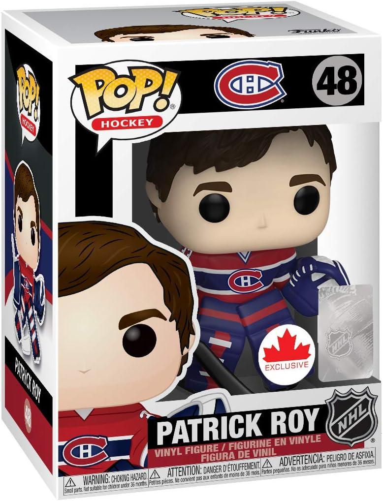 POP Funko NHL Patrick Roy 48 Exclusive