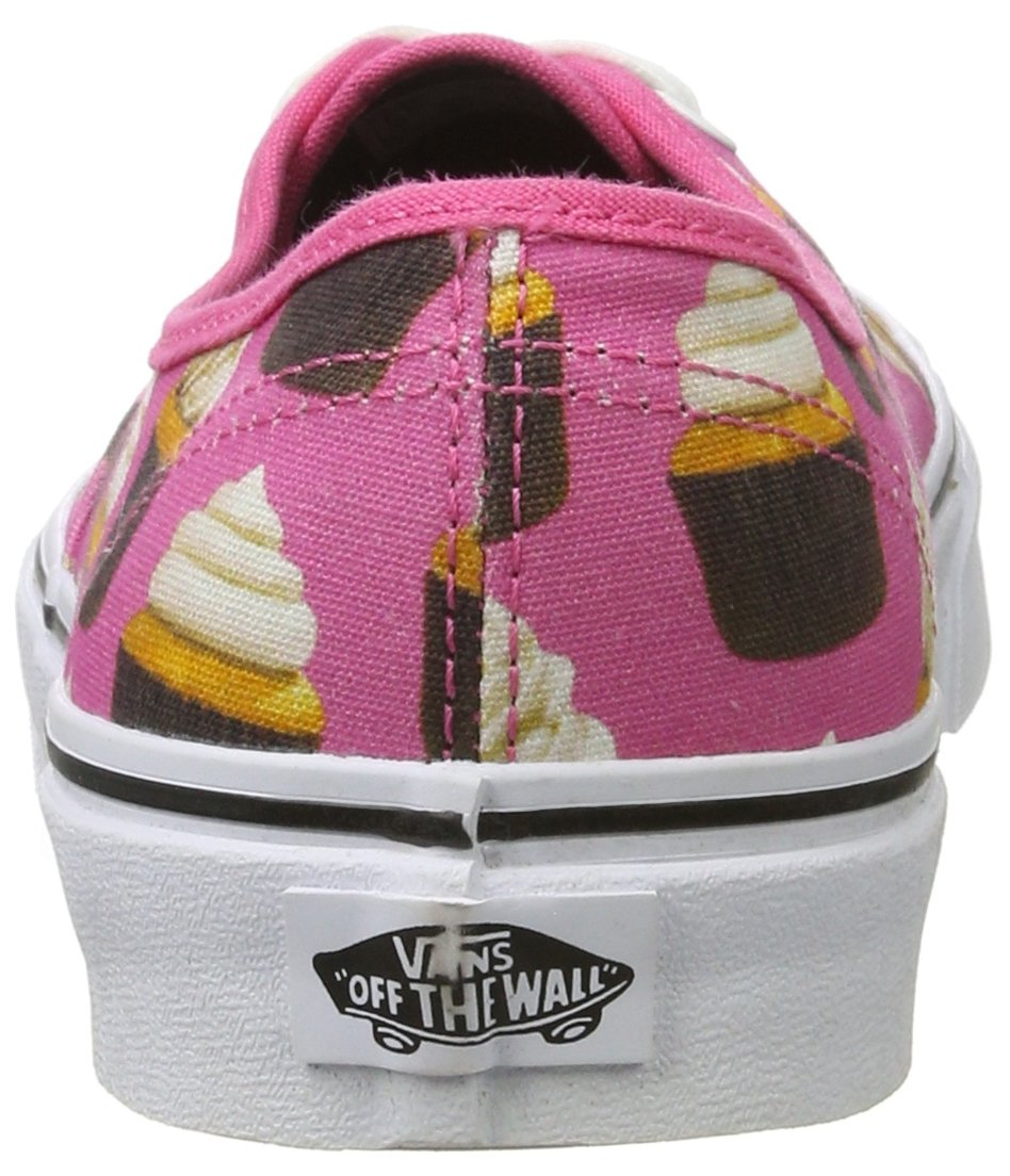Vans Authentic Night) B011PLO5GM 6.5 B(M) US|(Late Night) Authentic Hot Pink/Cupcakes 91e95c