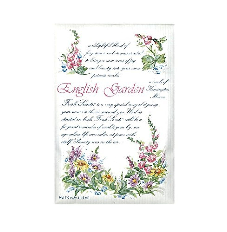 6/pezzi Fresh Scents grande sacchetto profumato English Garden