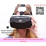 My VR MyVR04 Headset with 120 Degree FOV and 42mm Lens (White)