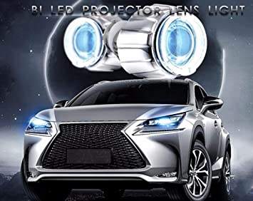 Led H7 Lampen : Zhiteyou auto led scheinwerfer h h watt karat high