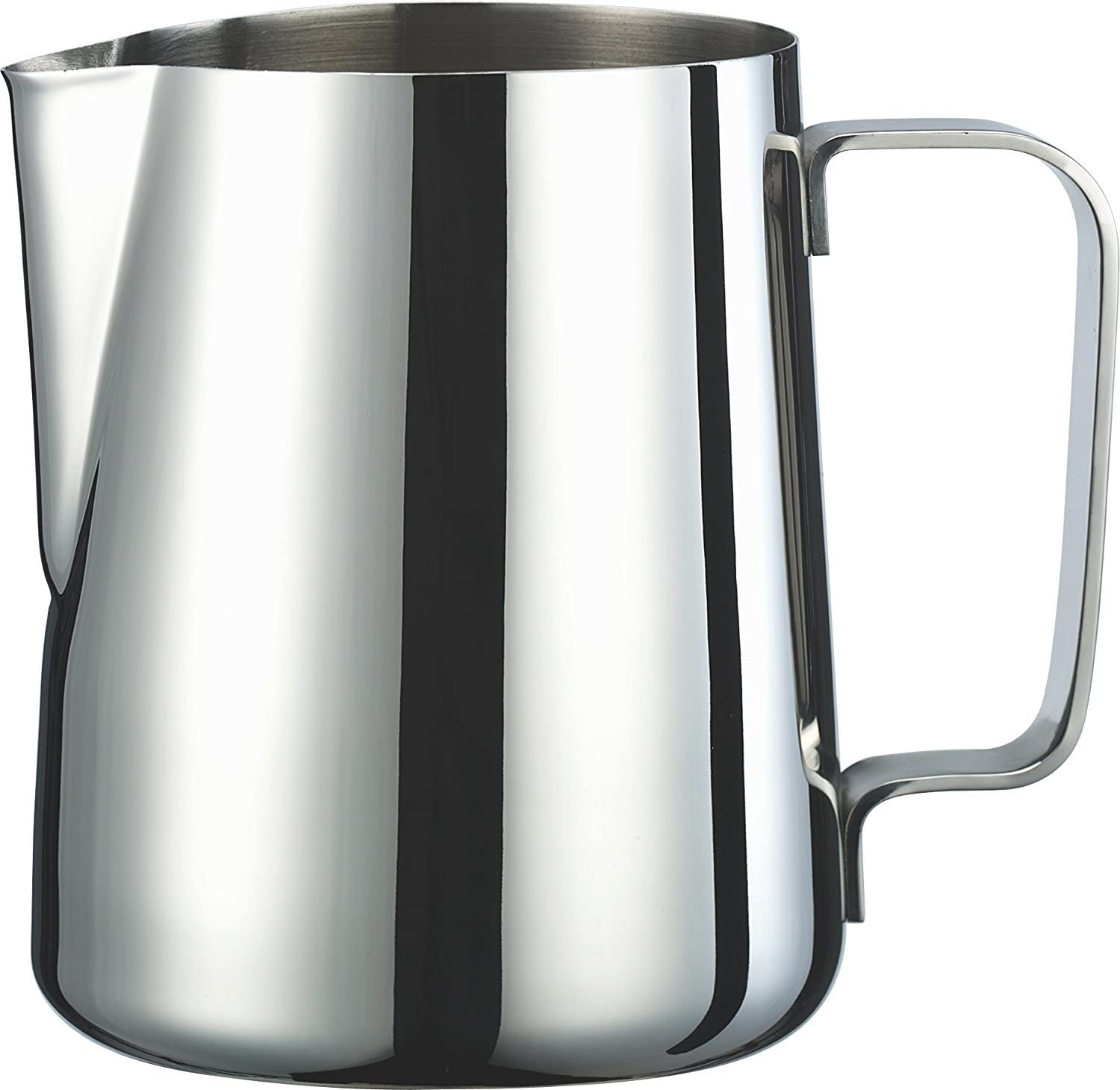 Cuissential Stainless Steel Milk Frothing Pitcher, 12 Oz., Frother Pitcher