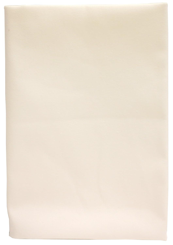 コスモテキスタイル 帆布 11号 無地 生地 綿100% 92cm巾×50cmカット col.1 ホワイト AD70000