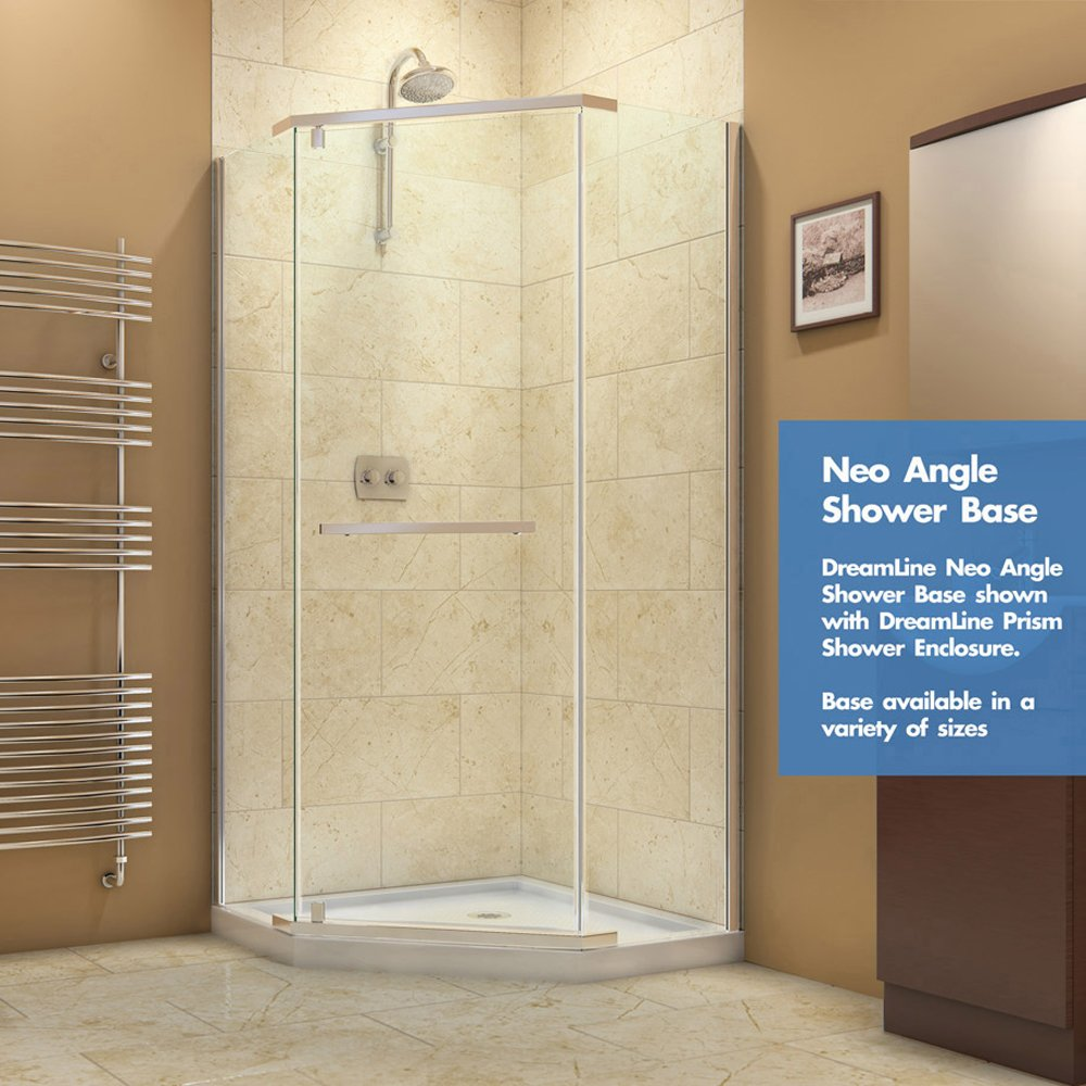 Dreamline Dlt 2036360 Slimline Neo Shower Base 36 Inch X 36 Inch
