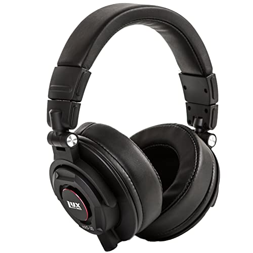 LyxPro HAS-30 Closed Back Over-Ear Professional Recording Headphones review