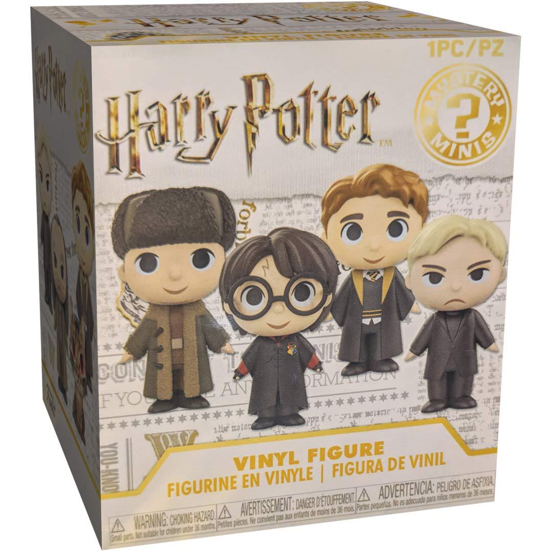 BCC94Z944 Rare 31021 Funko Gregory Goyle: Harry Potter x Mystery Minis Mini Vinyl Figure /& 1 PET Plastic Graphical Protector Bundle