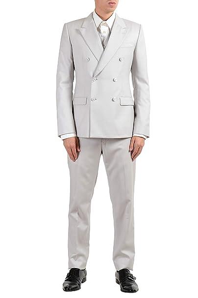 Amazon.com: Dolce & Gabbana - Traje de lana para hombre de ...
