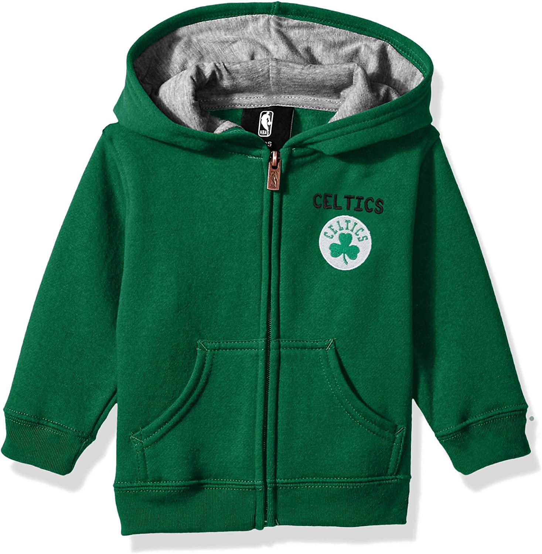 NBA by Outerstuff NBA Infant Pledge Full Zip Hoodie