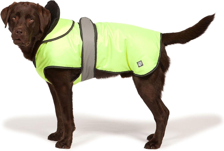 Danish Design Hi Viz 2 in 1 Dog Coat 55cm 22