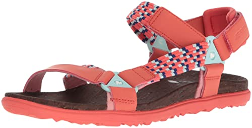 eb36724cc278 Merrell Womens Around Town Sunvue Woven Flat Sandals  Amazon.ca ...