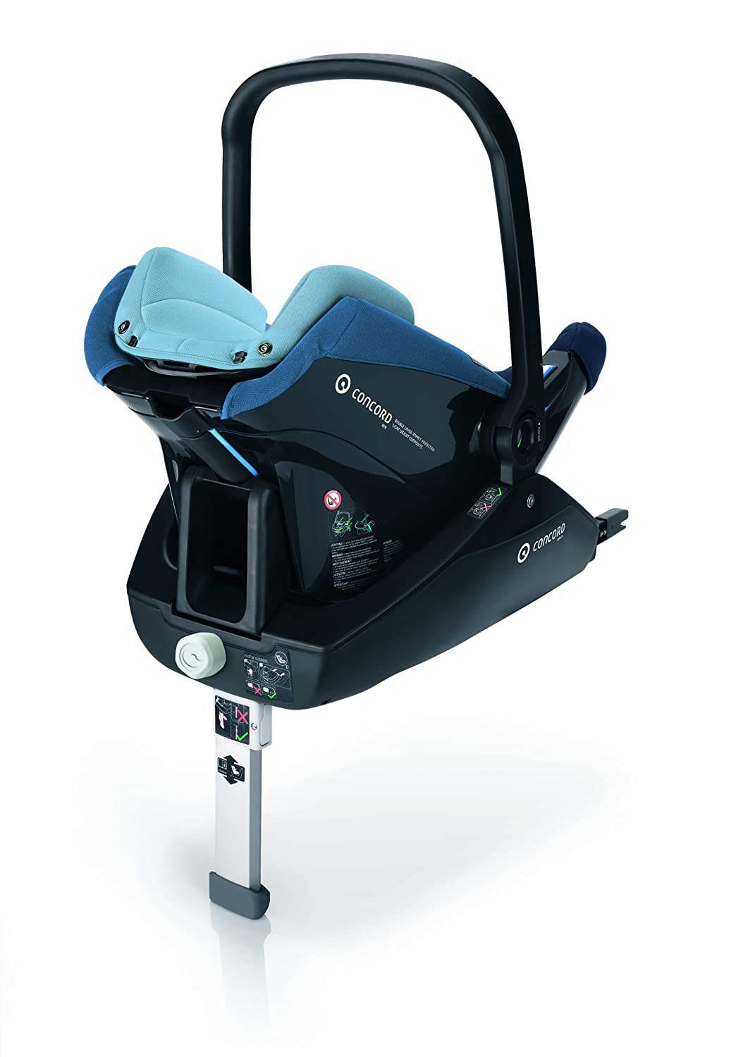 Concord Air Isofix Base 2