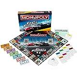 Amazon.es: Monopoly Arcade Pac-Man Game; Monopoly Juego de Mesa para niños Mayores de 8 años; Incluye Unidad de banca y arcada
