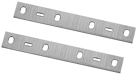 Powertec 148014 cm HSS juntas cuchillos para tienda Fox ...