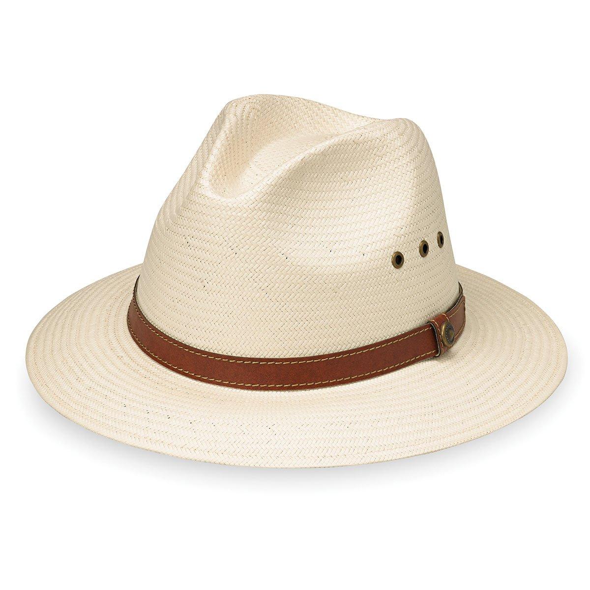 8354031e0b892e Wallaroo Hat Company Men's Avery Fedora – UPF 50+ Lightweight, Modern Sun  Hat, Designed in Australia