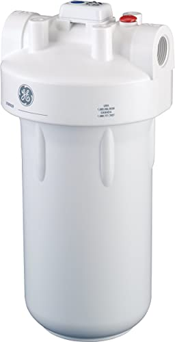 General Electric GXWH35F Household Pre-Filtration System,White,7.50 x 13.50 x 7.75 inches