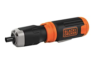BLACK+DECKER BCF601AA 6V ALKALINE SCREWDRIVER