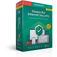 Kaspersky Internet Security 2020 Mise à jour (1 Poste / 1 An)|Internet Security|1 appareil|1 An|PC/MAC/Android|Telechargement