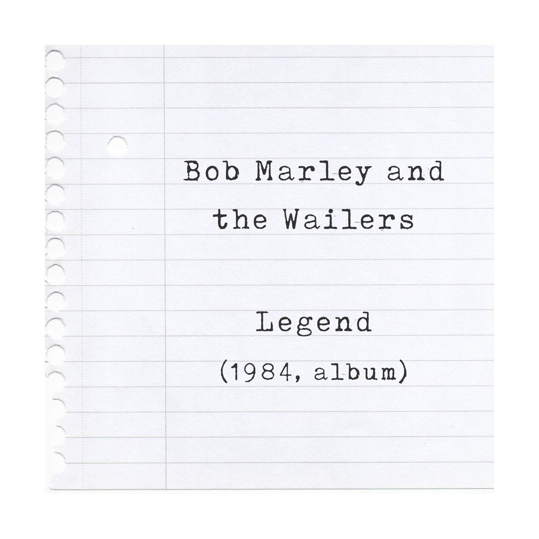 Bob Marley Poster Print Lyrics Gift Signed Art Legend