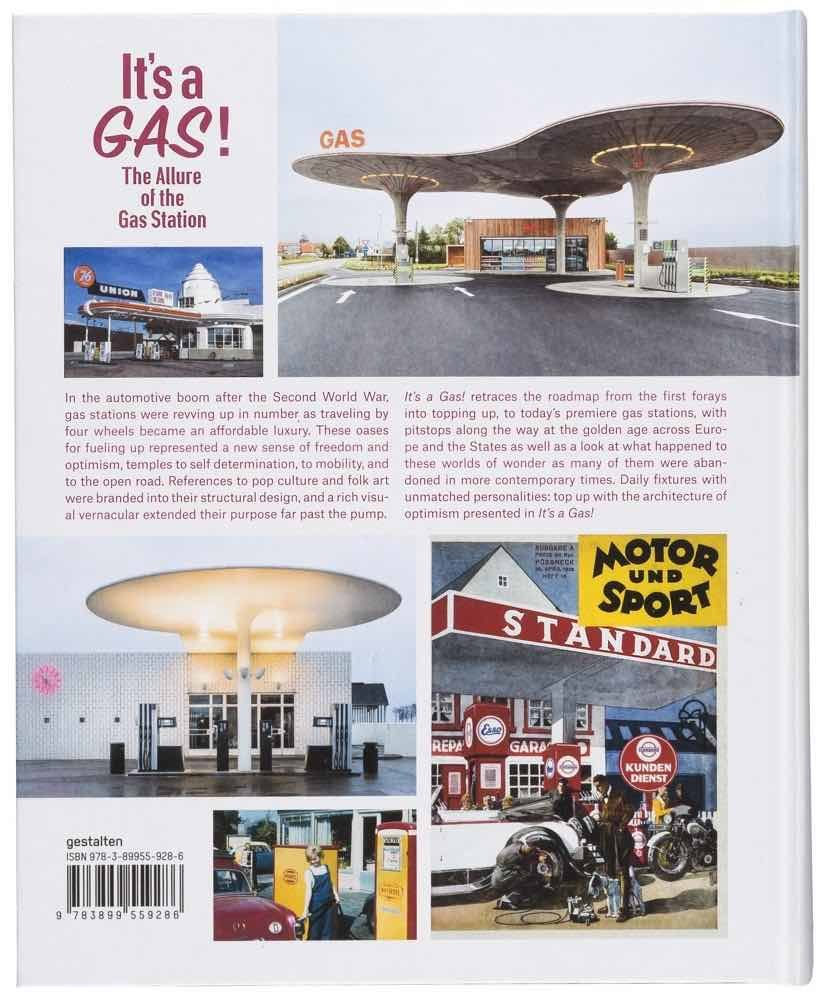 It's A Gas!: The Allure of the Gas Station: Gestalten, Sascha Friesike, Jay  Leno: 9783899559286: Amazon.com: Books