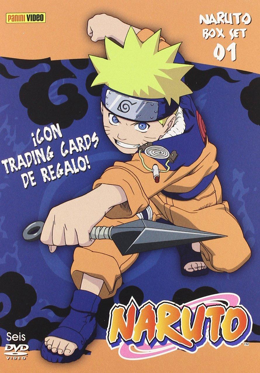 Pack naruto vol.1 [DVD]: Amazon.es: Hayato Date, Jeff Nimoy ...