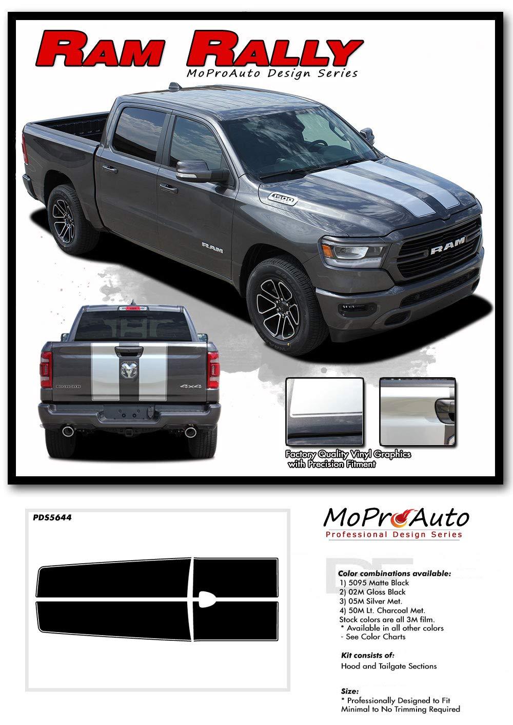 Amazon com: MoProAuto Pro Design Series RAM Rally : 2019 2020 Dodge