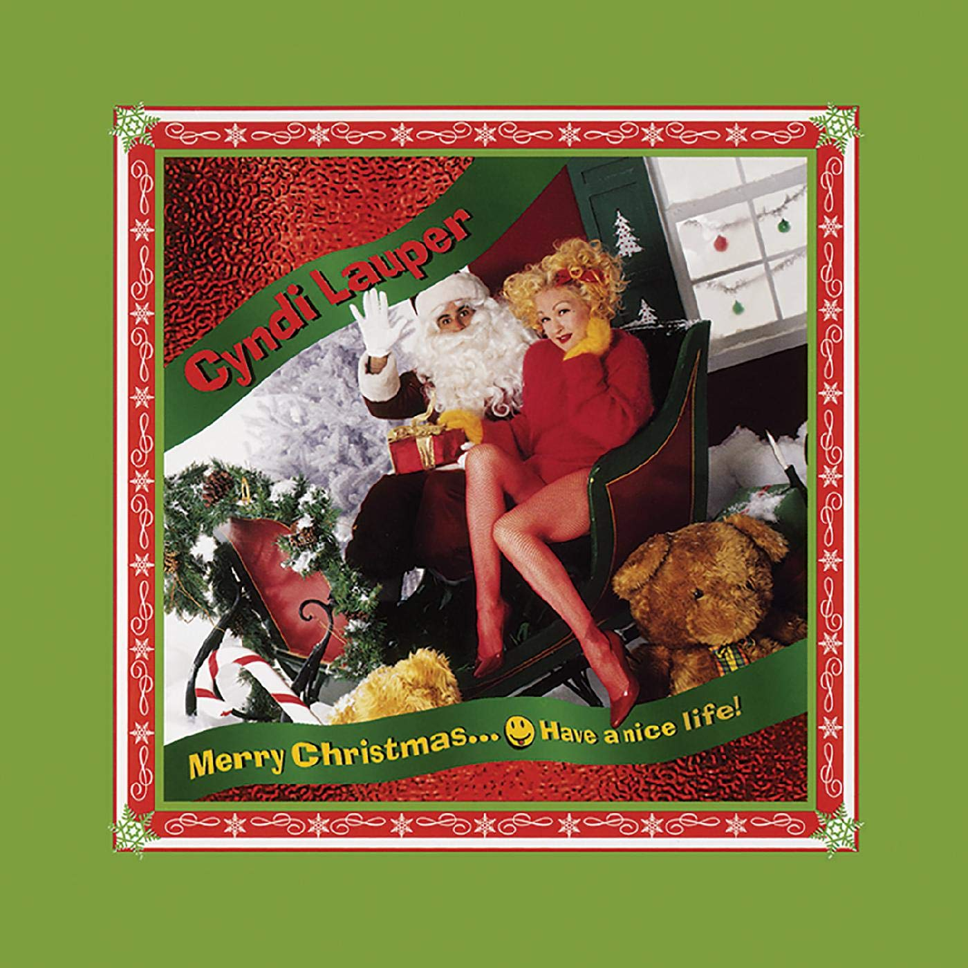 Merry Christmas...Have a Nice Life! Limited Green Vinyl Edition by Real Gone Music