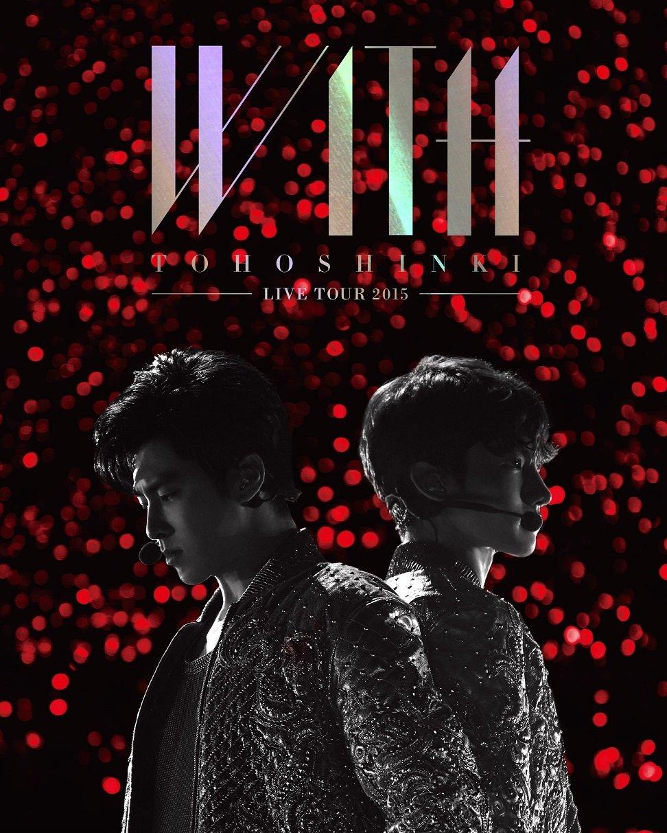 東方神起 LIVE TOUR 2015 WITH(Blu-ray Disc2枚組)(初回限定盤BOX仕様) B0105RNMWK