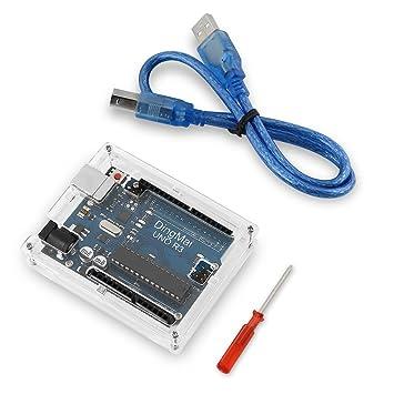 Ding Mayo Uno R3 tarjeta de desarrollo ATmega328P con ...