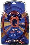 Q Power Super Flex 8-Gauge 2000-Watt Amplifier Wiring Kit