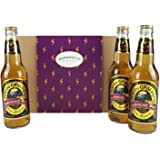 Harry Potter Non-Alcoholic Butterscotch Beer 3 Bottle Pack. Hamper Exclusive To Burmont's